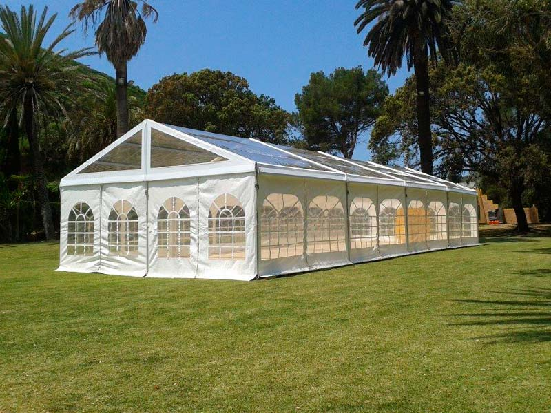 Alquiler de carpas para eventos tonislar for Carpas jardin baratas